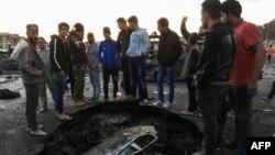İŞİD Bağdaddakı partlayışı şiələrin maşın bazarında törədib