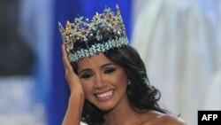 """""""Мисс Мира 2011"""" выиграла 21-летняя Ивиан Саркос из Венесуэлы"""