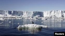 Pamje nga Antarktiku Lindor