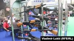 Sajam naoružanja u Beogradu, ilustrativna fotografija