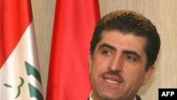 رئيس الحكومة في إقليم كردستان العراق نجيرفان بارزاني