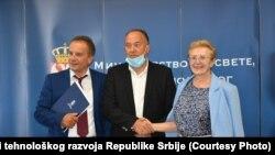 Potpisan Memorandum između fakulteta u Beogradu i Tirani, 26. jun 2020. godine