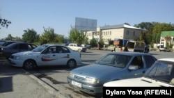Село в Сайрамском районе Южно-Казахстанской области. Иллюстративное фото.