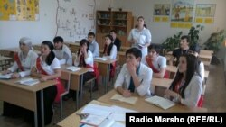 Нохчийчоь -- Школашкахь экзаменаш дIаюьйлаелла, Аргун-гIалин №1 школа, 23Сти2011