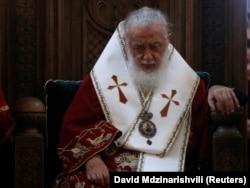 86-річний патріарх Грузинської православної церкви Ілля Другий
