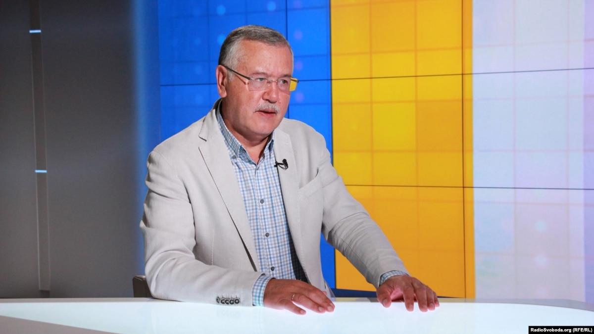 Следом России передал в суд дело против Гриценко по статье о «терроризме»