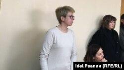 Ельвіра Дмитрієва у суді, березень 2017 року