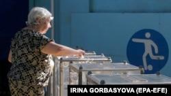ОПОРА: Явка виборців склала 49,3%