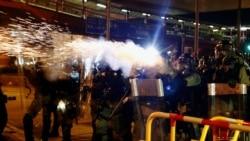 Policija ponovo upotrebila suzavac nad demonstrantima u Hongkongu