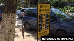 Schimb valutar la Tiraspol