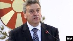 Обраќање на Претседателот Ѓорге Иванов по седницата на Советот за безбедност.