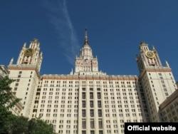 Здание общежития МГУ, Воробьевы горы