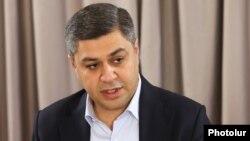 Бывший директор Службы национальной безопасности Артур Ванецян