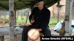 Craftsman Rifat Bajramovic
