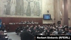 Pokrajinski parlament, Novi Sad