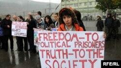 Правозащитники считают необходимым, чтобы разработанные ими определения политзаключенных признали власть и судебная система