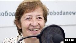 Елена Рябинина.