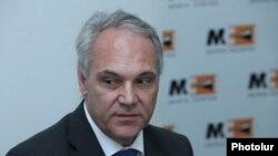 Посол Германии в Армении Матиас Кислер, 22 ноября 2016 г․