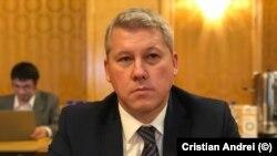 Cătălin Predoiu este propus pentru funcția de ministru al Justiției