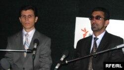 Zahid Oruc və Qənimət Zahidovla söhbət, 3 noyabr 2006