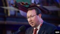 Alexandru Tănase, imagine de arhivă.