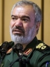 Ali Fadavi is the second most senior commander in Iran's Islamic Revolutionary Guards Corps. (file photo)