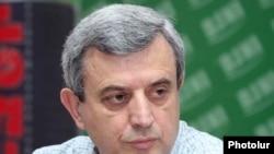 ԱԺ պատգամավոր Գագիկ Մինասյան (ՀՀԿ)
