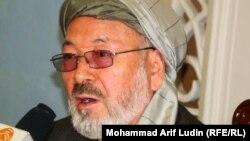 محمد کریم خلیلی رهبر حزب وحدت اسلامی افغانستان