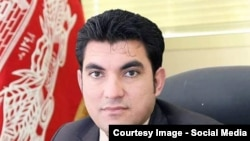 قادرشاه سخنگوی دفتر مشاور امنیت ملی افغانستان