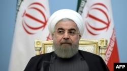 Президент Иран Хасан Роухани.