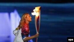 Сочи Олимпиадасы башталды