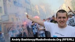 Марш «Свободу Павліченкам» посилено охороняли