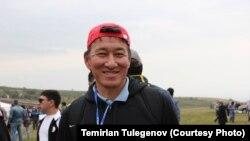 Темирлан Тулегенов, эксперт в сфере авторского права, кандидат юридических наук.