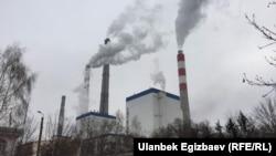 БишкекИссиқлик электр маркази