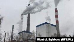 Бишкек жылуулук борбору
