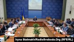 Засідання уряду України, 26 серпня 2015 року