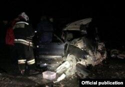 В результате ДТП, произошедшего в январе этого года в Саратовской области, погибли двое граждан Узбекистана.