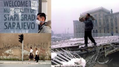 Prizori iz Sarajeva