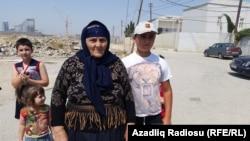 83 yaşlı Safa Allahverdiyeva
