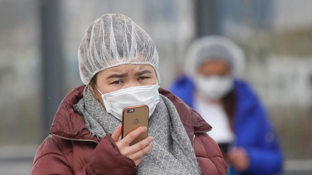Dezinformacije o pitanjima lečenja, kineskoj ulozi u pandemiji, poziciji EU. Na sve to upozorava tim eksperata EU posvećen istraživanju lažnih vesti iz Rusije i Kine. Na slici: Iz Moskve u vreme pandemije, 20. april 2020.