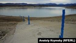 Білогірське водосховище в Криму, ілюстративне фото