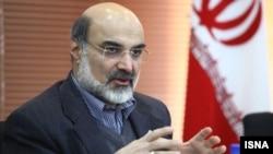 Iran -- Islamic Republic of Iran Broadcasting director Mohammad Ali Askari, undated