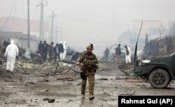 Наступствы тэракту ў Кабуле, лістапад 2018-га
