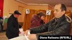 Moldova - elections Gratiesti, 28Nov2010