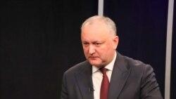 Interviu cu președintele Igor Dodon (partea a treia)