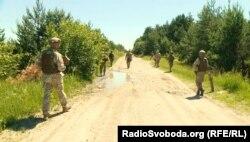 Тактичні навчання на Яворівському полігоні у Львівській області