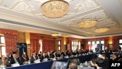 Finance Ministers from G20 countries gather in Horsham