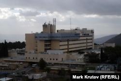 """Израиль, Цфат, больница """"Зив"""""""