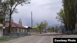 Село Ача-Кайынды.