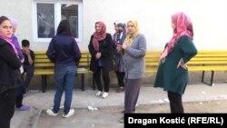 Brigama zbog višemesečnog čekanja pridodala se nova nevolja (na fotografiji kamp u Subotici)